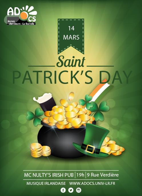 Affiche St Patrick - OK